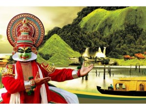 CLASSIC KERALA - GOD'S OWN COUNTRY