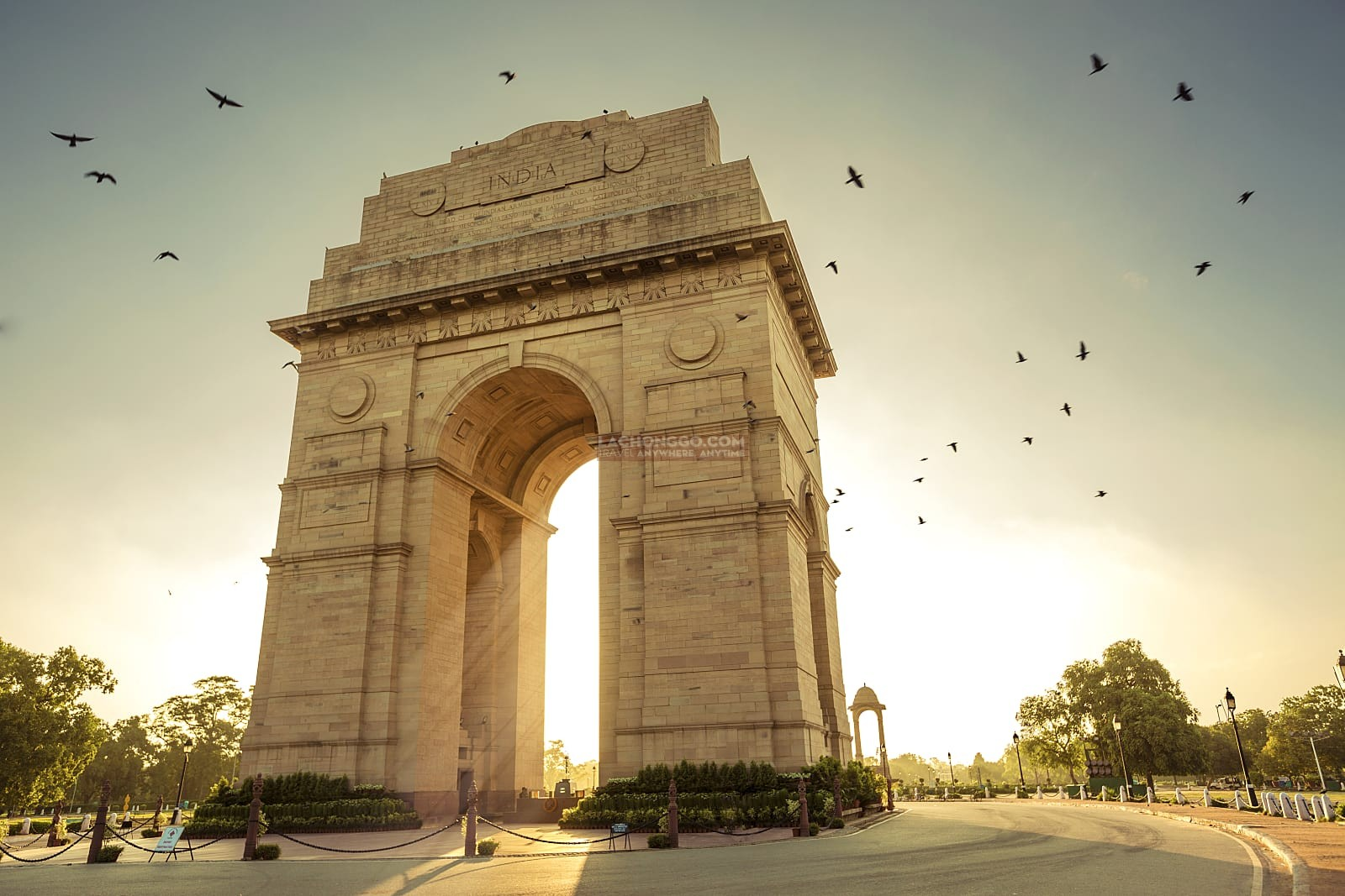 8 Days 7 Nights - The Golden Triangle With Samode Tour