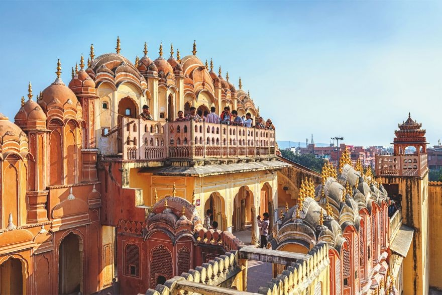 7 Days 6 Nights - Golden Triangle Tour