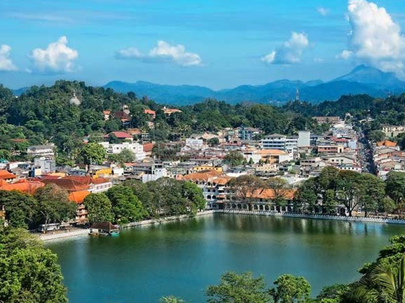 6D5N Negombo, Sigiriya, Kandy, South Beach & Colombo Tour Packages